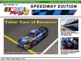 NASCAR Racing 3 Windows After winning a race.