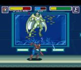 Marvel Super Heroes in War of the Gems SNES Underwater boss fight
