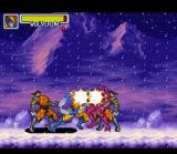 Marvel Super Heroes in War of the Gems SNES Wolverine takes on two Evil Wolverines and an Evil Daredevil in Alaska