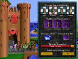 Heroes of Might and Magic DOS Scenario selection