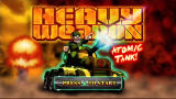 Heavy Weapon Deluxe Xbox 360 Title Screen
