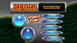 Heavy Weapon Deluxe Xbox 360 Main Menu