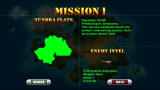 Heavy Weapon Deluxe Xbox 360 These mission info screens appear before you start a level