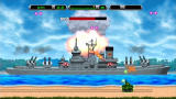 Heavy Weapon Deluxe Xbox 360 Take on a battleship!