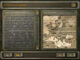 Blitzkrieg Windows Map of the campaign plus description of current operation.