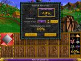 Heroes of Might and Magic DOS Recruiting army