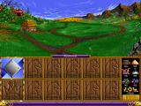 Heroes of Might and Magic DOS Knight's village
