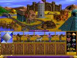 Heroes of Might and Magic DOS Barbarian's castle