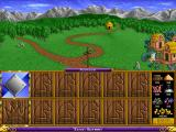 Heroes of Might and Magic DOS Sorceres village