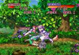 Princess Crown SEGA Saturn Talk to the sword, little birdie!