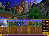 Heroes of Might and Magic DOS Warlock's castle