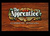 The Apprentice CD-i Title screen.