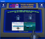 Tek-Kids Flash-Ops: Mission: Aqua Zone Windows Mission select (when Polar Mission has also been played on the same computer.)