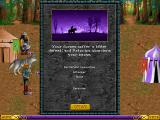 Heroes of Might and Magic DOS Defeat
