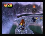 Crash Bandicoot: The Wrath of Cortex PlayStation 2 Be careful not to fall in the water.