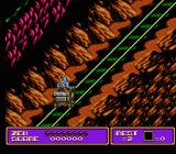Zen: Intergalactic Ninja NES On the railway