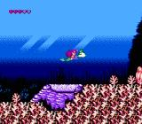 Disney's The Little Mermaid NES I found a shiny shell :)