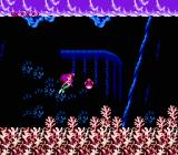 Disney's The Little Mermaid NES This is what appears after you beat the boss, collect it and you move onto the next level