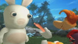 Rayman Raving Rabbids Wii ...when mysterious bunnies start turning up!