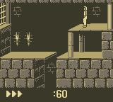Prince of Persia Game Boy You must open the gates.