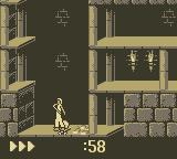 Prince of Persia Game Boy Found the sword!