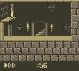 Prince of Persia Game Boy Level 1 Exit
