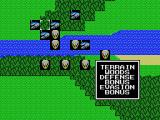 Mecha Taisen on Planet Oldskool MSX Different terrains have different potential