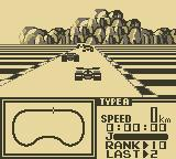 F-1 Race Game Boy Starting Line