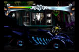 Batman Forever SEGA Saturn Making an entrance with the Batmobile