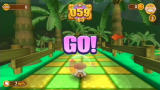 Super Monkey Ball: Banana Blitz Wii The second world is a thick jungle.