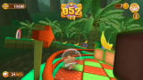Super Monkey Ball: Banana Blitz Wii You'll have to jump over this obstacle.