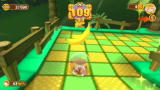 Super Monkey Ball: Banana Blitz Wii There's a shortcut here if you want to risk it.