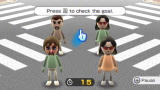 Wii Play Wii Find the two similar Miis.