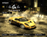 Need for Speed: Most Wanted (Black Edition) Windows Exclusive vinyls...