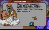 Champion of the Raj DOS Sage advice (VGA)
