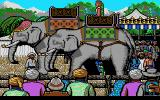 Champion of the Raj DOS Off to the elephant races! (VGA)