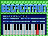 Beepertron MSX Wrong note!