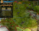 Europa Universalis III Windows Military leader screen, with already hired generals, admirals, explorers and conquistadors in the list.