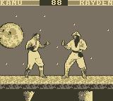 Mortal Kombat Game Boy Kano vs. Rayden (1)