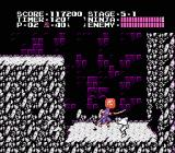 Ninja Gaiden NES More stage 5-1 action