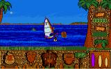 Windsurf Willy Atari ST We have Fresh water, am I the Prince of surfing?