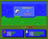 Akanbe Dragon MSX Defeat a game!