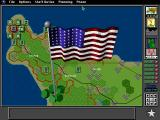 V for Victory: Battleset 1 - D-Day Utah Beach - 1944 DOS Mission completion as Allies
