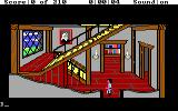 King's Quest III: To Heir is Human DOS Home sweet home