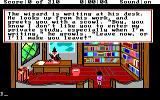 King's Quest III: To Heir is Human DOS Not welcome in your own house
