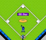Aa Yakyū Jinsei Icchokusen NES Your first steps in baseball
