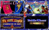 Battle Chess Collection DOS Installer screen