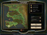 Warlords IV: Heroes of Etheria Windows Campaign map