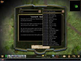 Warlords IV: Heroes of Etheria Windows In-game help system