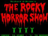 The Rocky Horror Show ZX Spectrum An imitation of the Time Walk dance